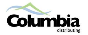 Columbia Distributing Logo